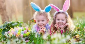 easter girls